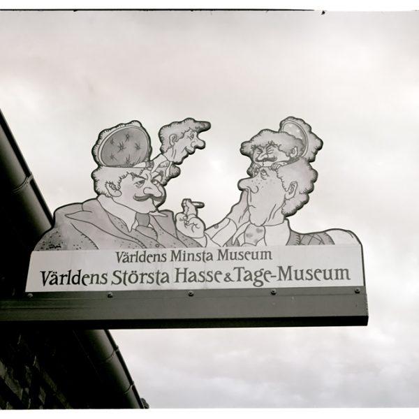 Hasse och Tage museet