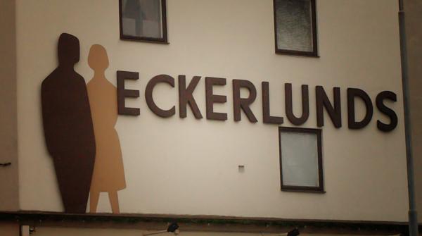 Eckerlunds skylt